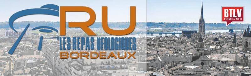 BORDEAUX – Repas Ufologique du 3 mars 2017