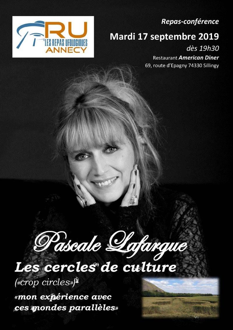 Annecy – Compte rendu de la conférence de Pascale Lafargue du mardi 17 septembre 2019
