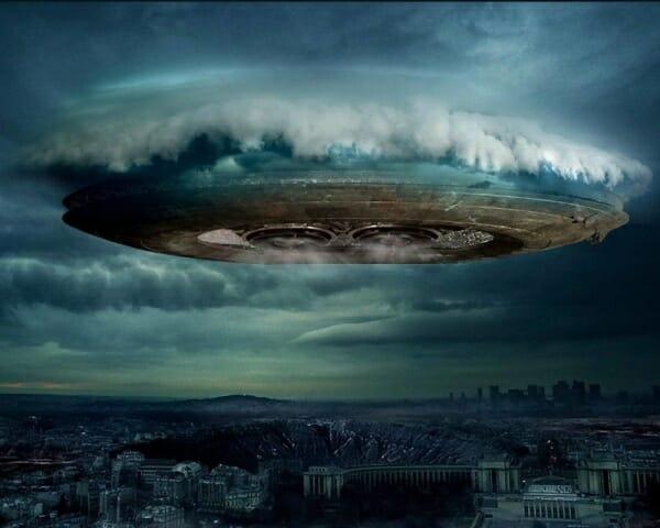 Repas ufologique Nantes samedi 19 octobre à midi
