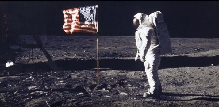 «Ils ont marché sur la lune»