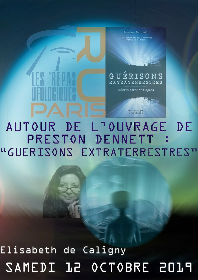 LES GUÉRISONS EXTRATERRESTRES