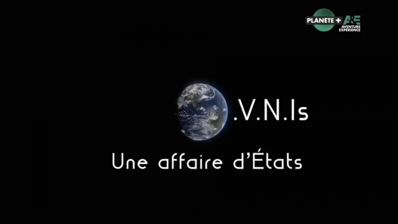OVNIs, AFFAIRE D'ETAT