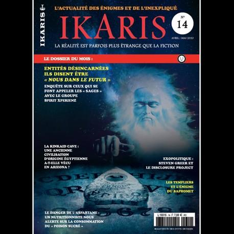 IKARIS n° 14 (avril/mai 2020) est en kiosque.