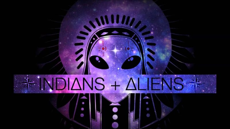 INDIENS ET ALIENS