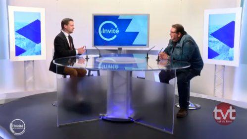 Interview de Rémy BORNE à TVT – Val de Loire le 9 avril 2021